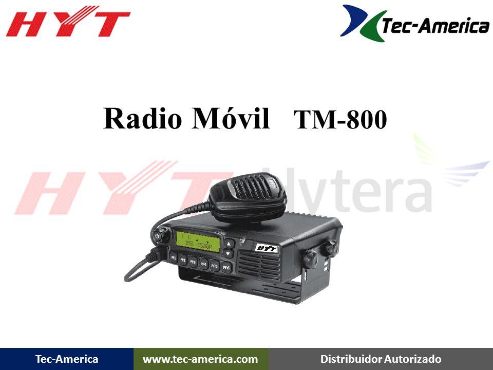 Radio Móvil TM-800