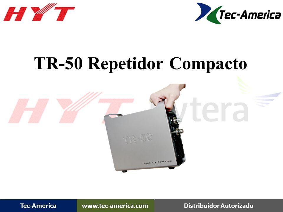 TR-50 Repetidor Compacto