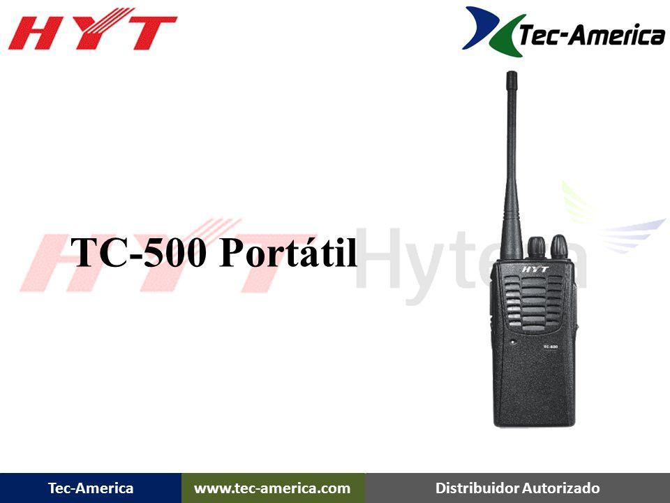 TC-500 Portátil