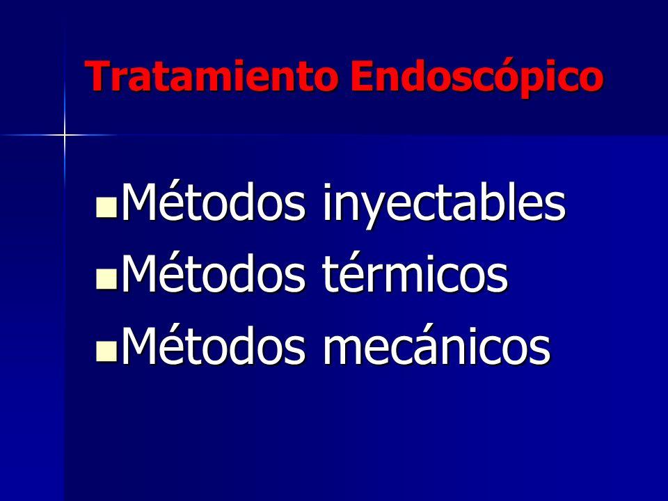 Tratamiento Endoscópico