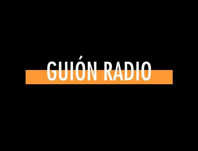 GUIÓN RADIO