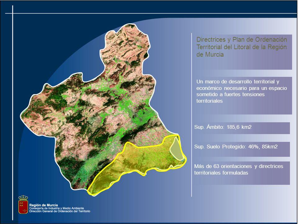 Directrices y Plan de Ordenación Territorial del Litoral de la Región de Murcia