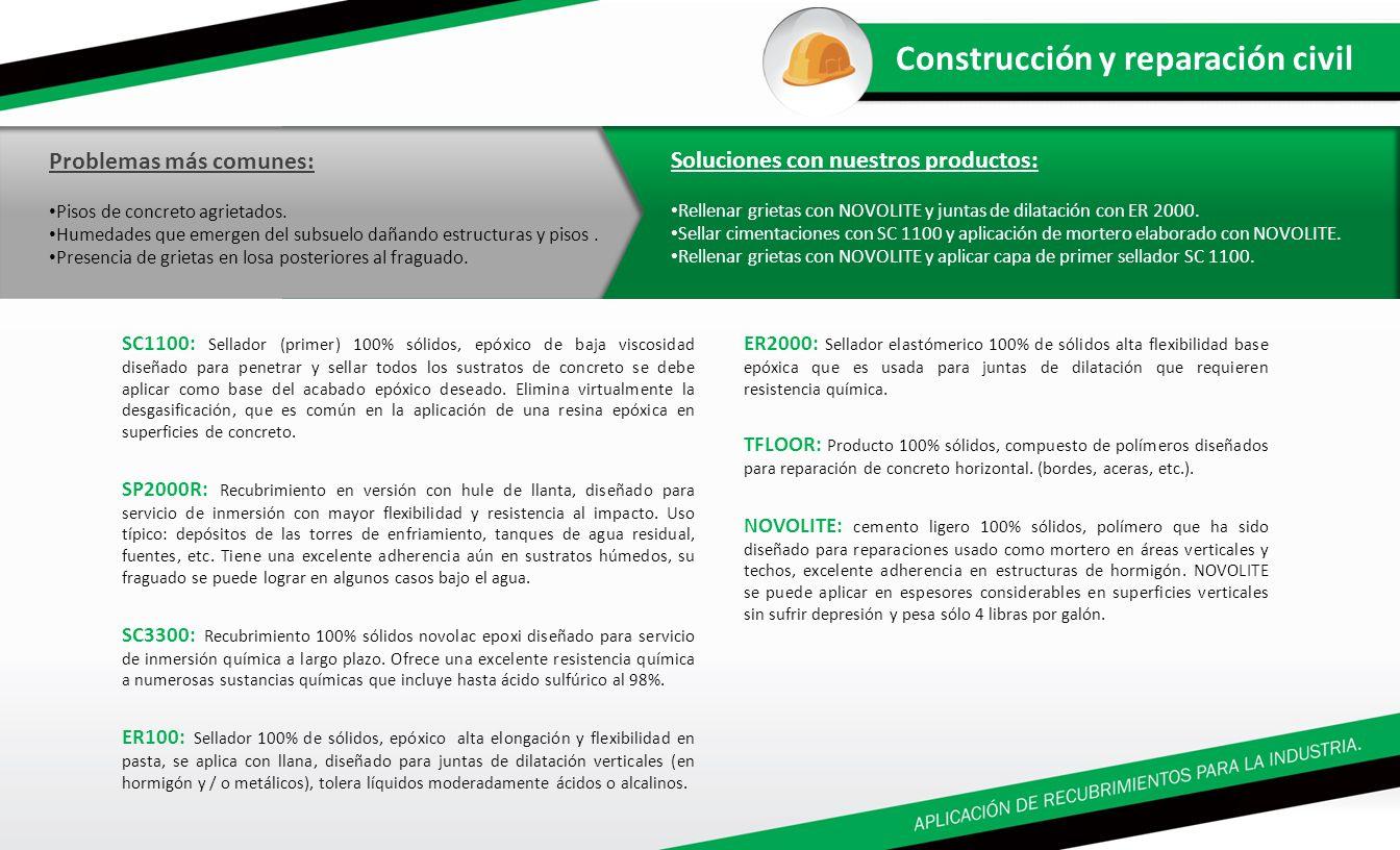 Construcción y reparación civil