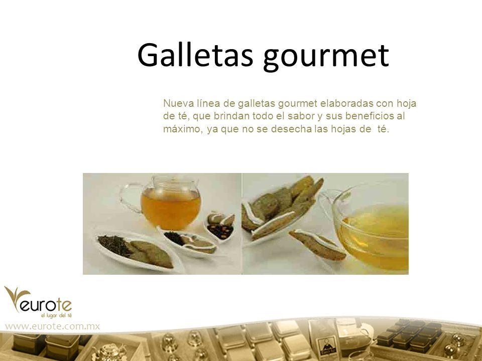 Galletas gourmet