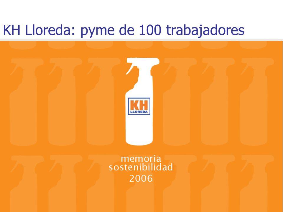 KH Lloreda: pyme de 100 trabajadores