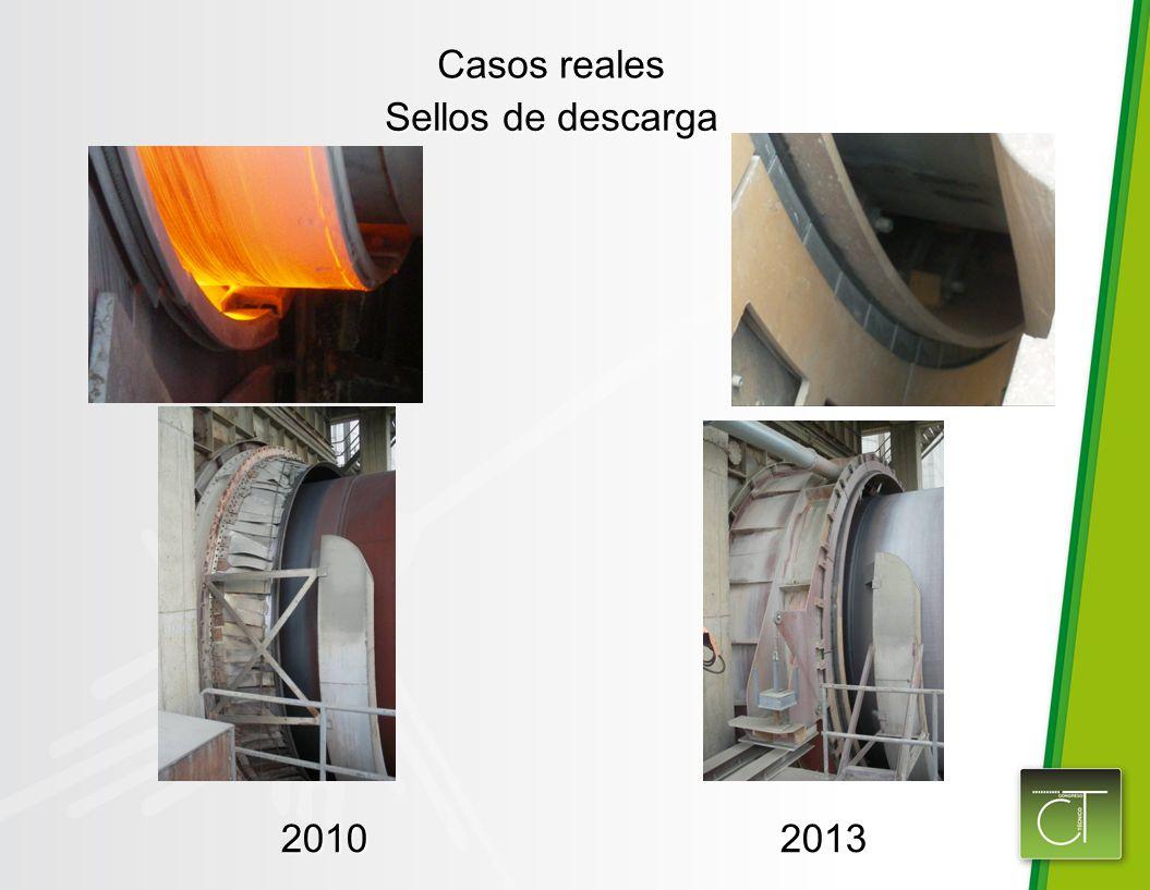 Casos reales Sellos de descarga 2010 2013