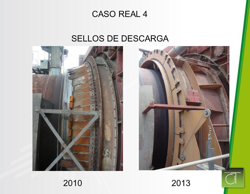 CASO REAL 4 SELLOS DE DESCARGA 2010 2013