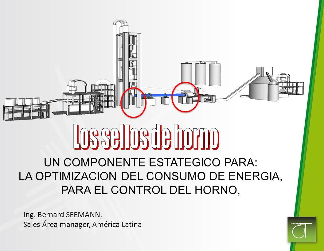 Los sellos de horno UN COMPONENTE ESTATEGICO PARA: