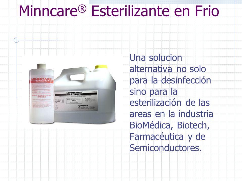 Minncare® Esterilizante en Frio