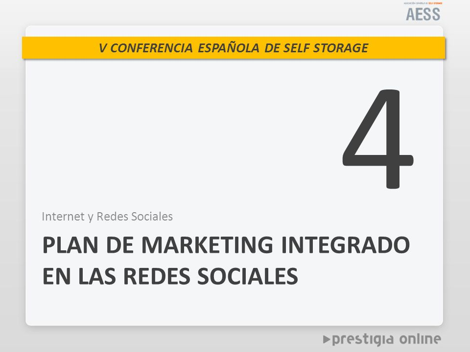 PLAN DE MARKETING INTEGRADO EN LAS REDES SOCIALES