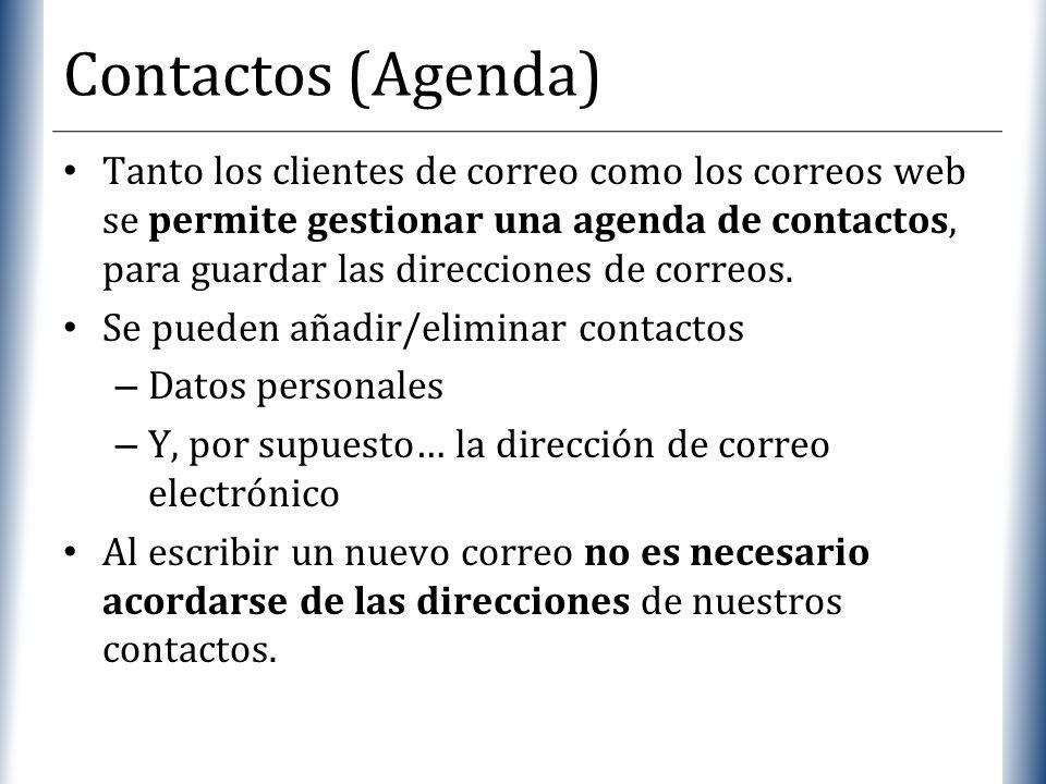 Contactos (Agenda)