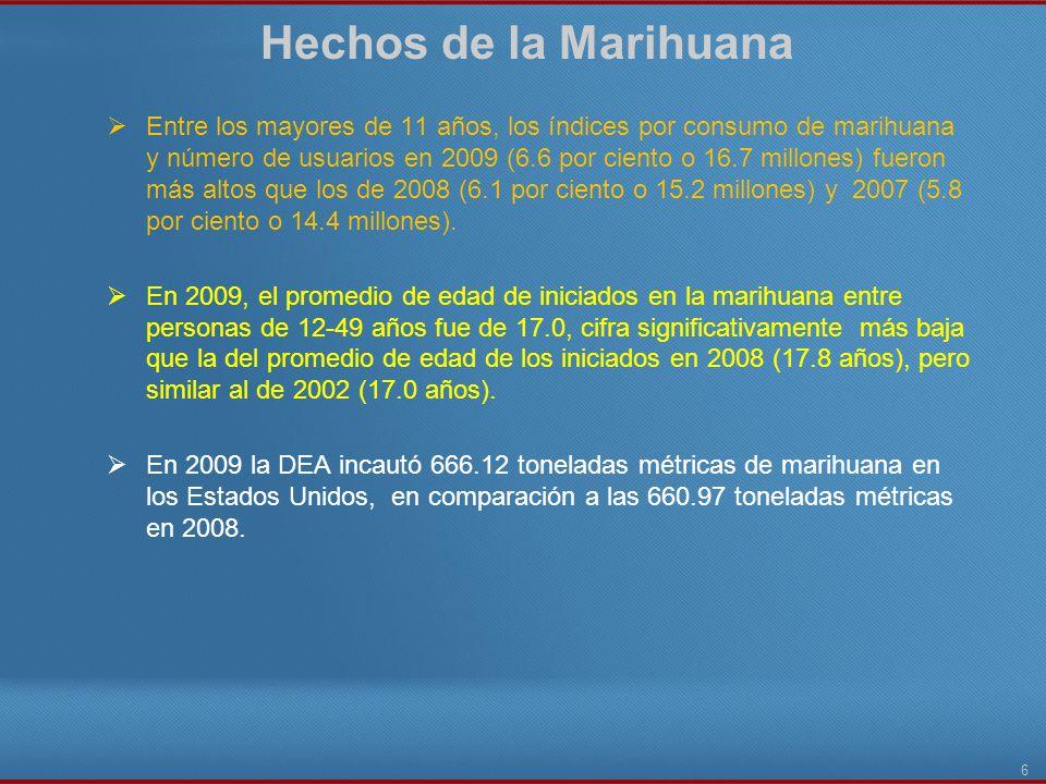 Hechos de la Marihuana
