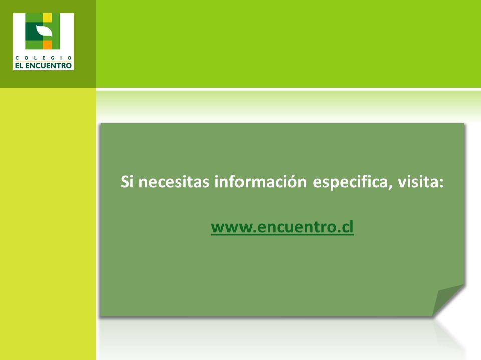 Si necesitas información especifica, visita: