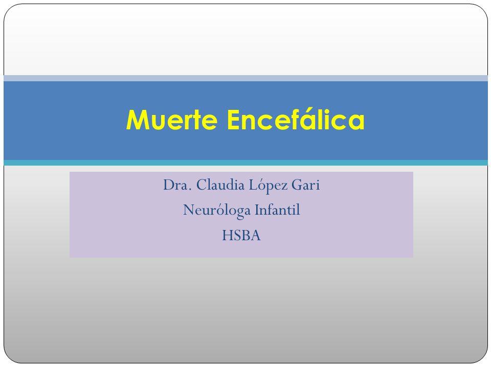Dra. Claudia López Gari Neuróloga Infantil HSBA