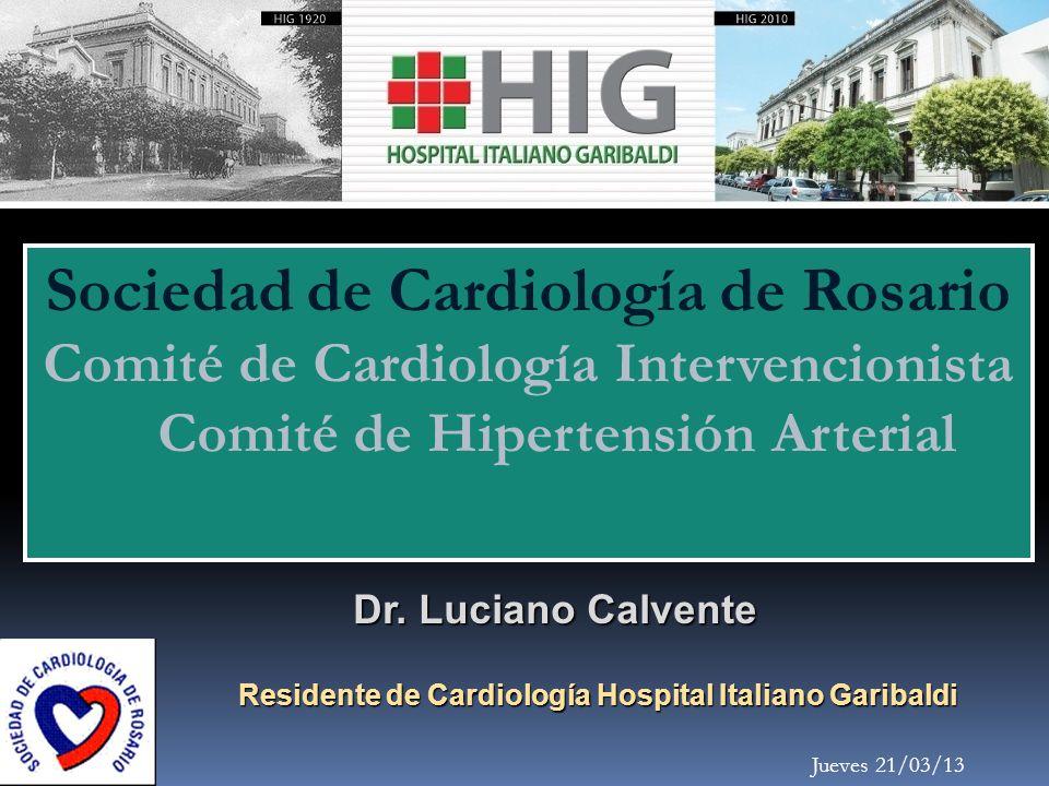 Sociedad de Cardiología de Rosario