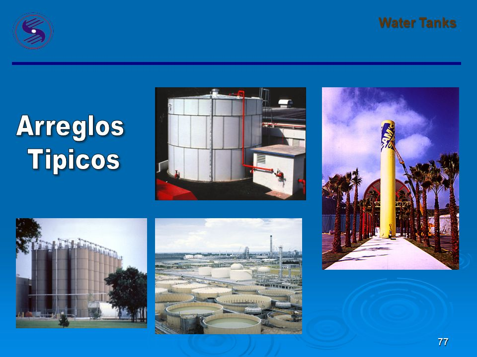 Water Tanks Arreglos Tipicos