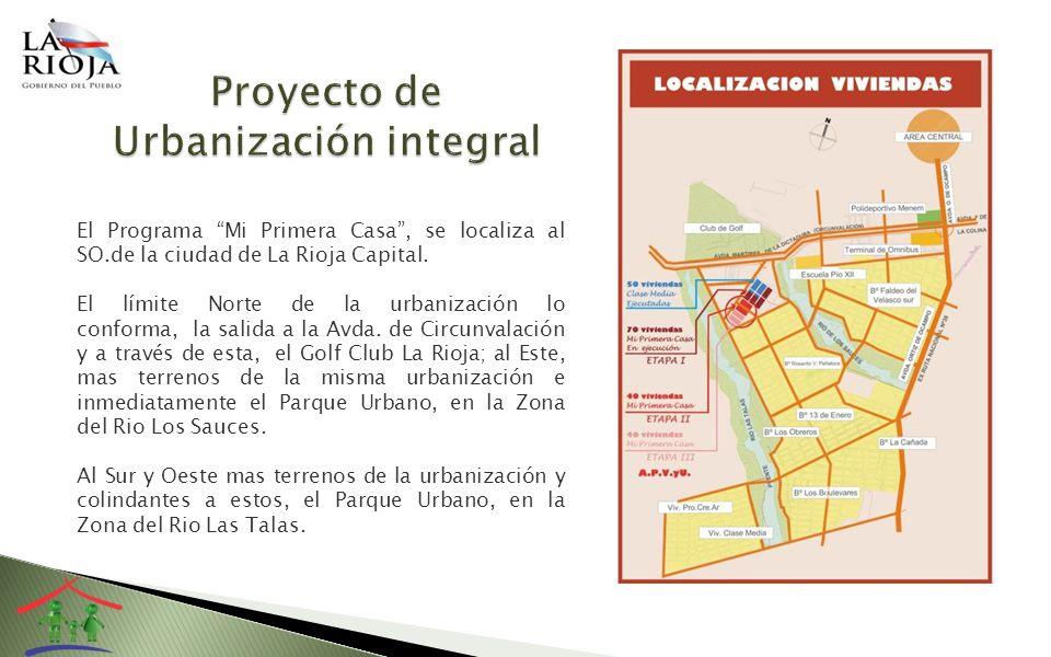 Proyecto de Urbanización integral