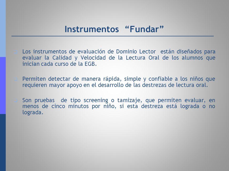 Instrumentos Fundar