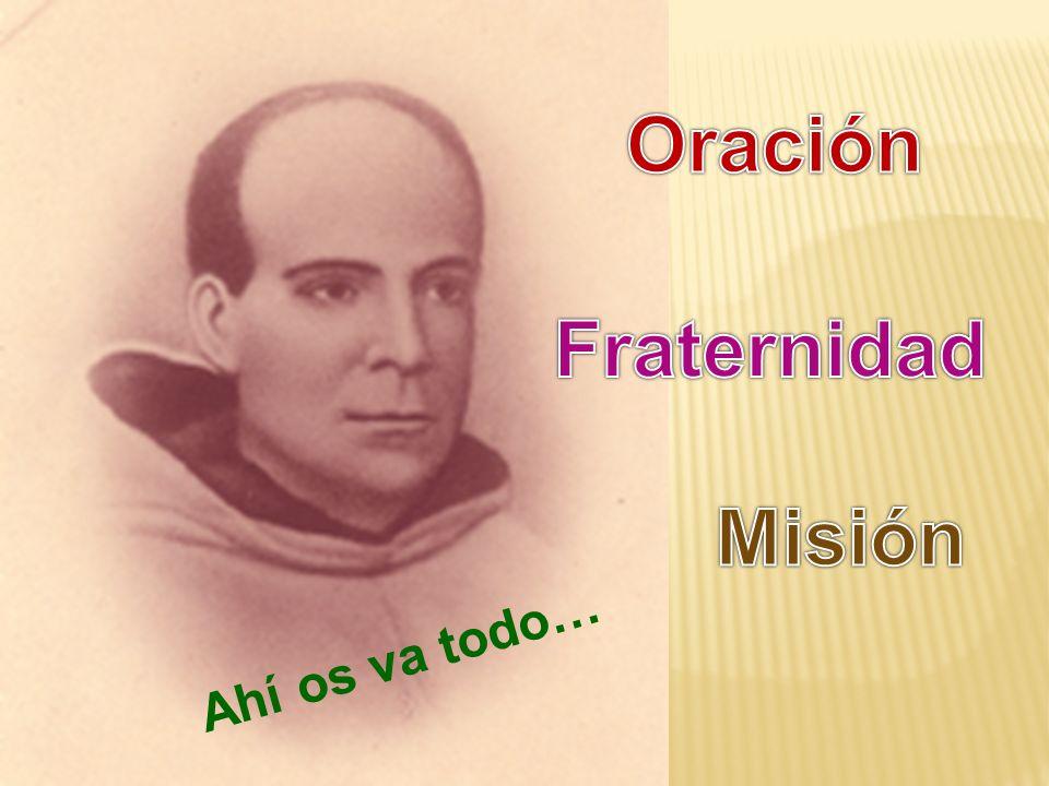 Oración Fraternidad Misión