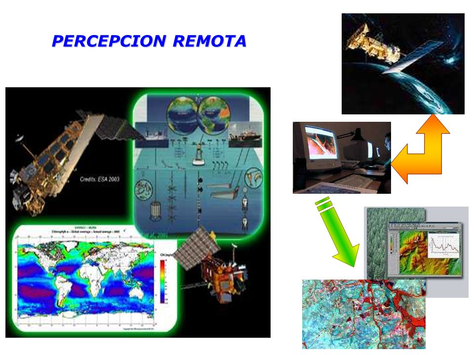 PERCEPCION REMOTA