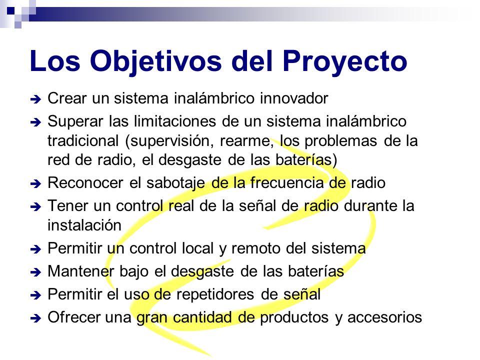 Los Objetivos del Proyecto