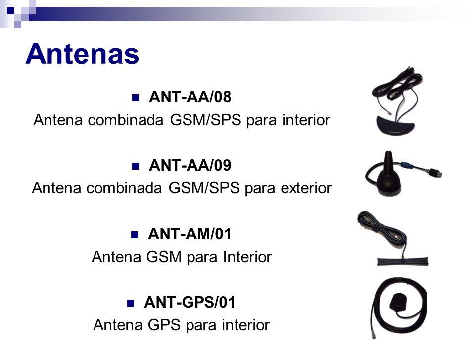 Antenas ANT-AA/08 Antena combinada GSM/SPS para interior ANT-AA/09