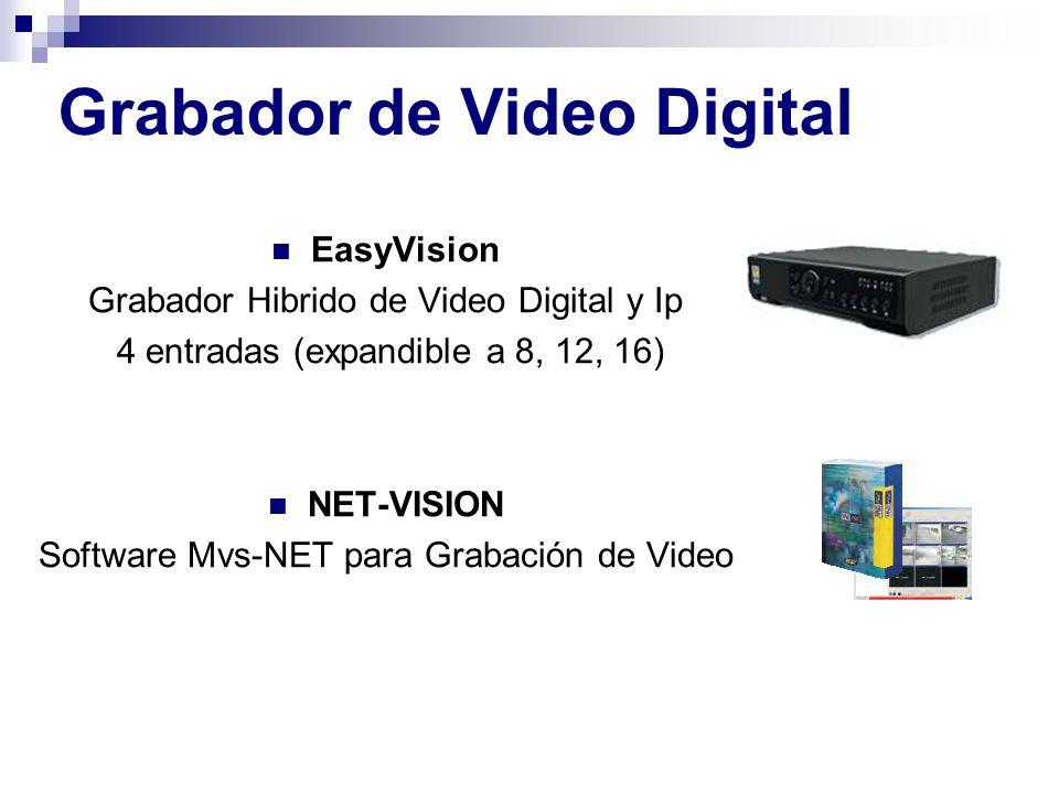 Grabador de Video Digital