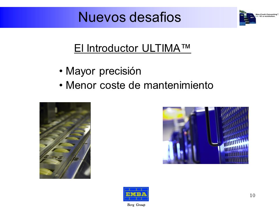 El Introductor ULTIMA™