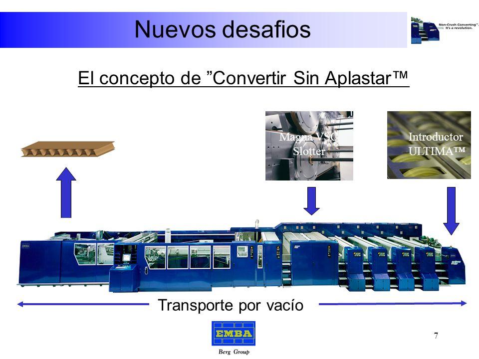 El concepto de Convertir Sin Aplastar™