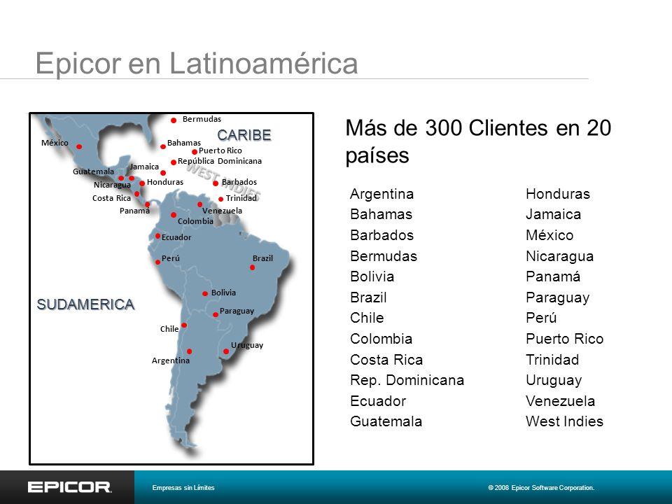 Epicor en Latinoamérica