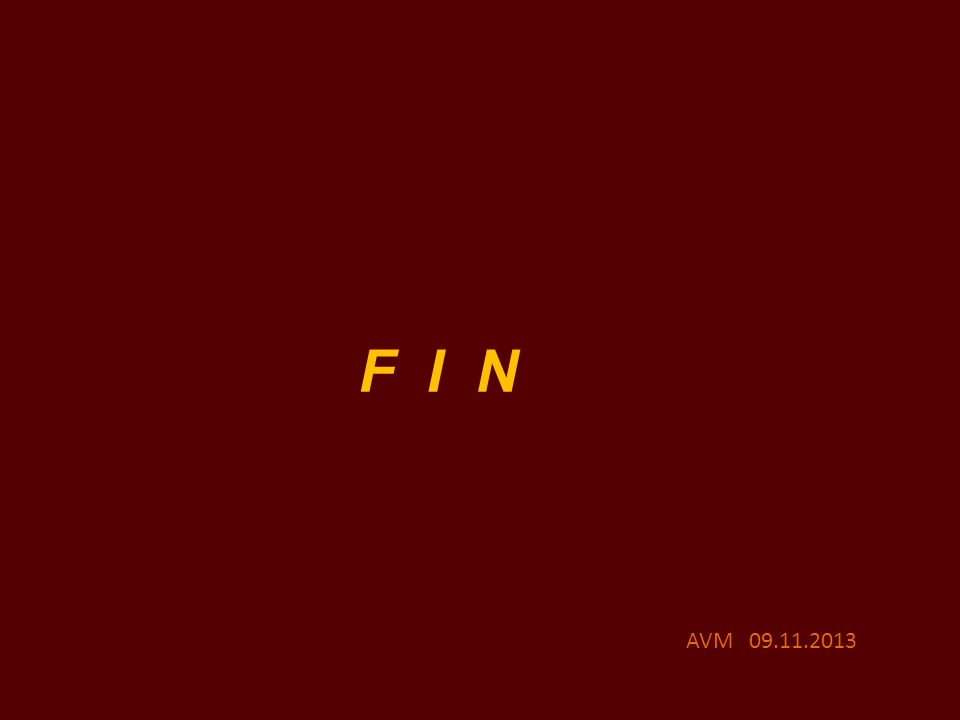 F I N AVM 09.11.2013