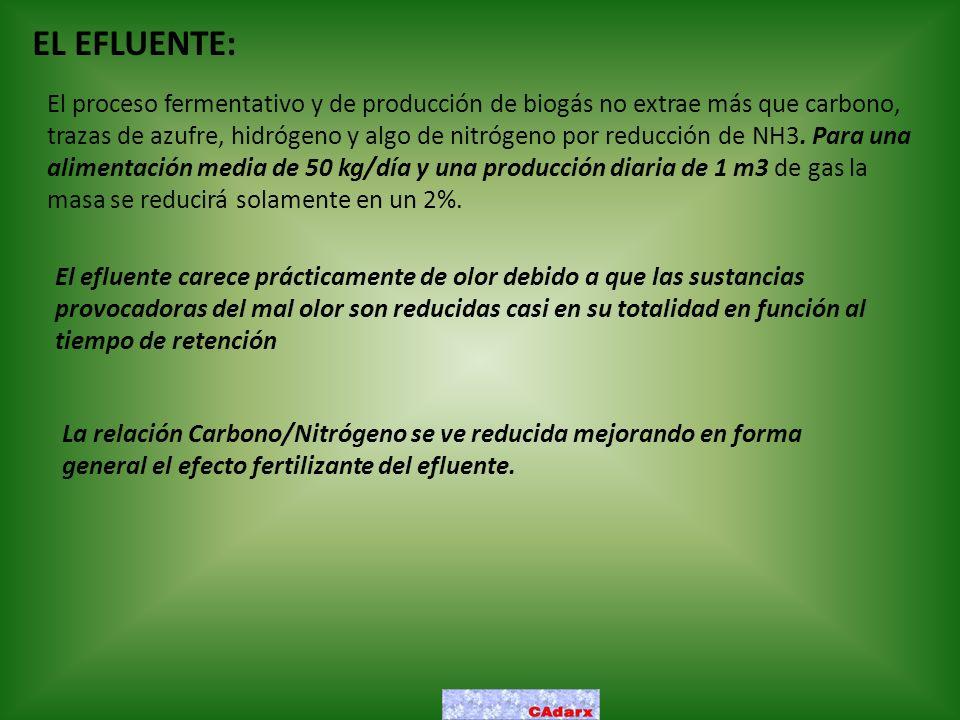 EL EFLUENTE: