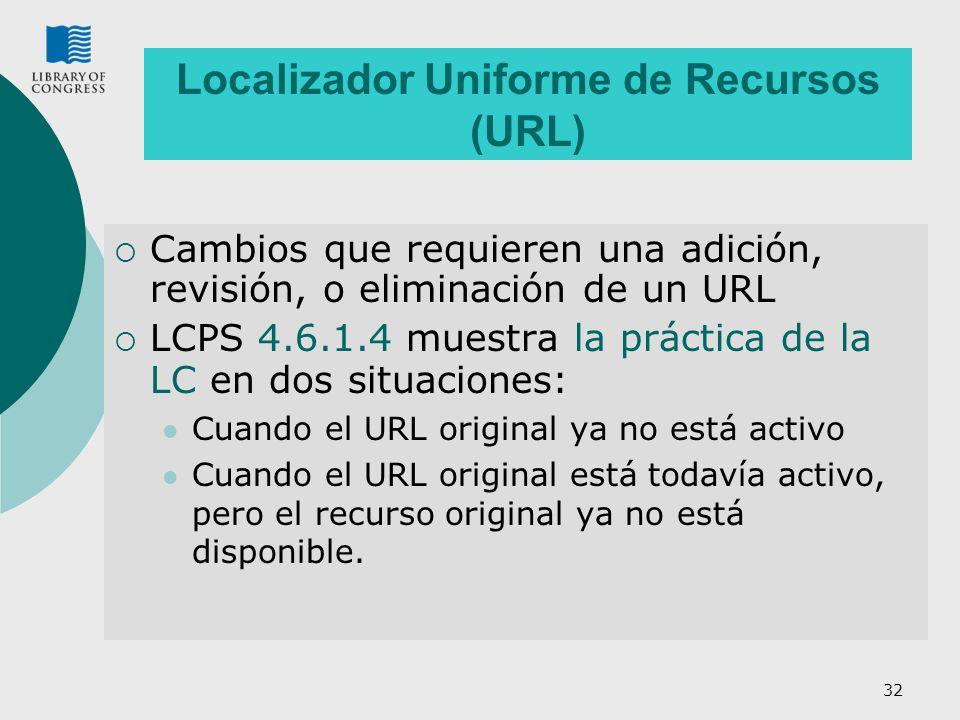 Localizador Uniforme de Recursos (URL)