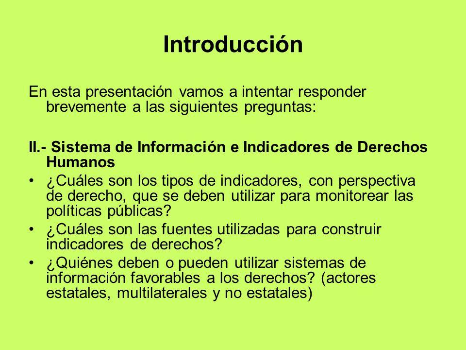 Introducción En esta presentación vamos a intentar responder brevemente a las siguientes preguntas: