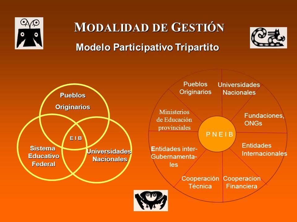 Modelo Participativo Tripartito