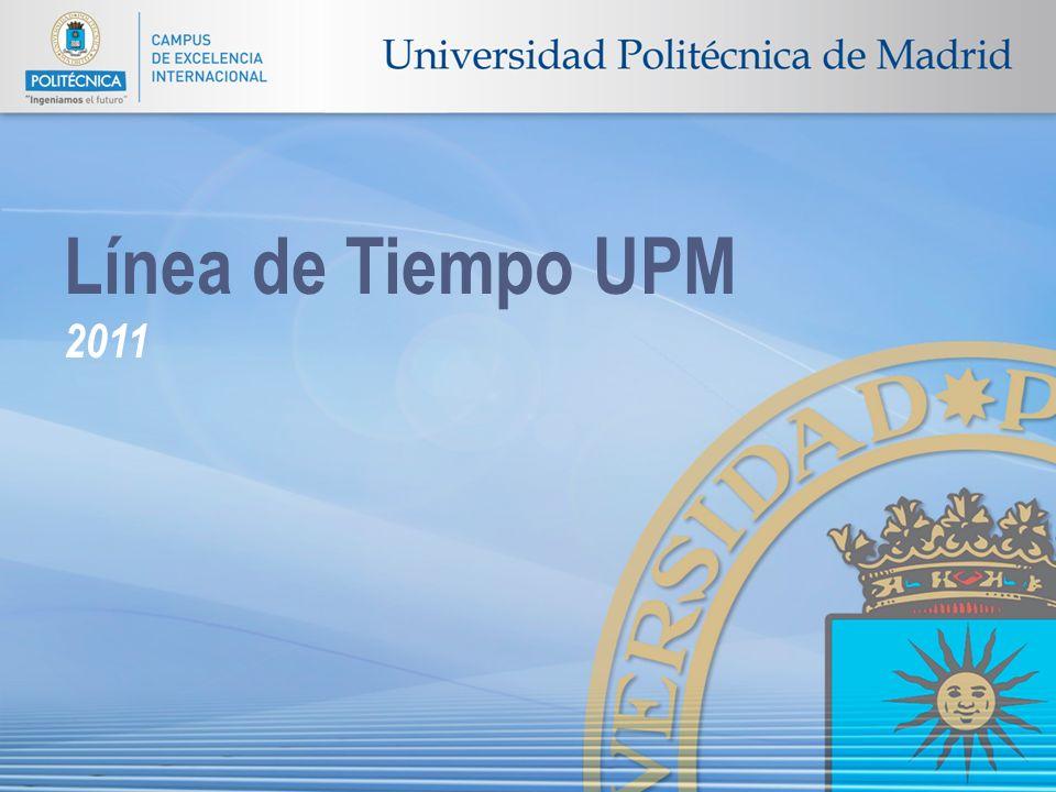 Línea de Tiempo UPM 2011