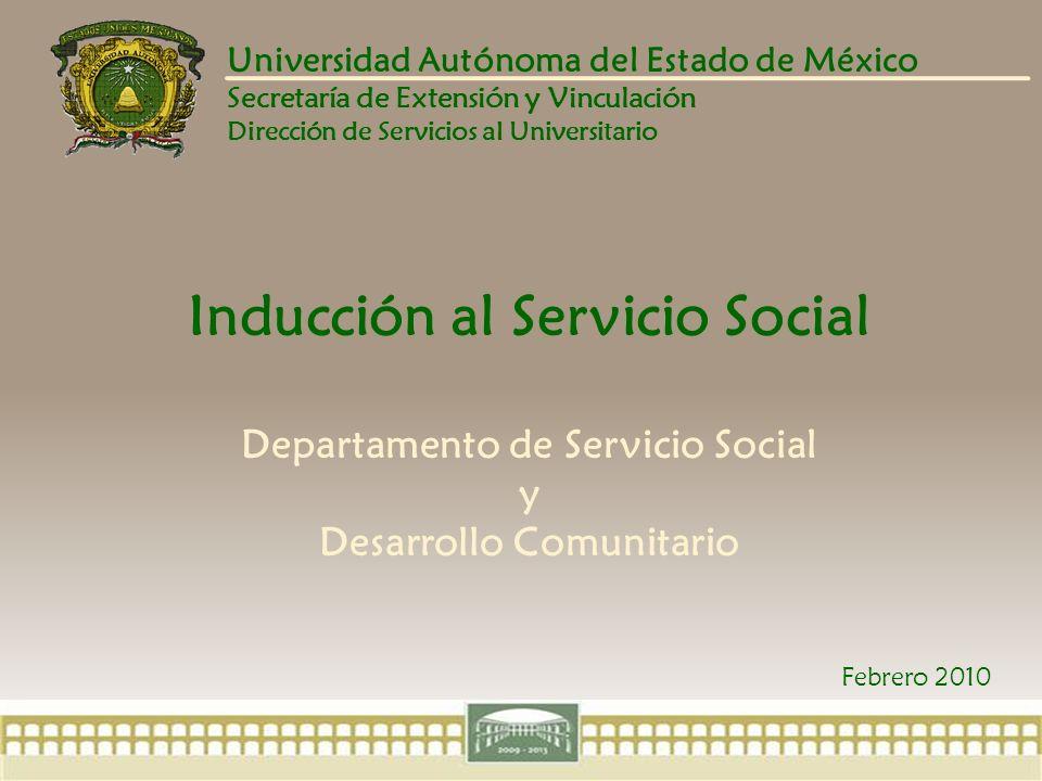 Inducción al Servicio Social
