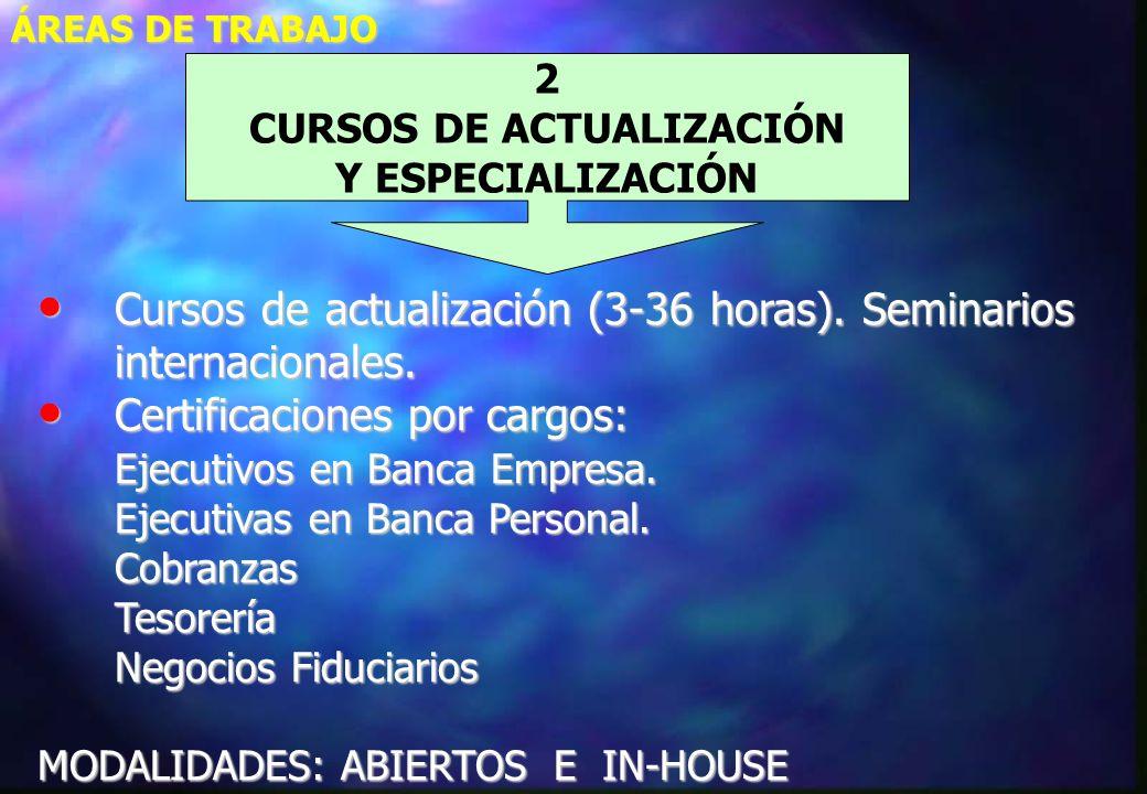 CURSOS DE ACTUALIZACIÓN
