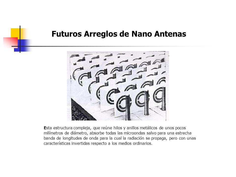 Futuros Arreglos de Nano Antenas
