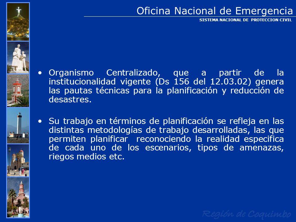 Oficina Nacional de Emergencia