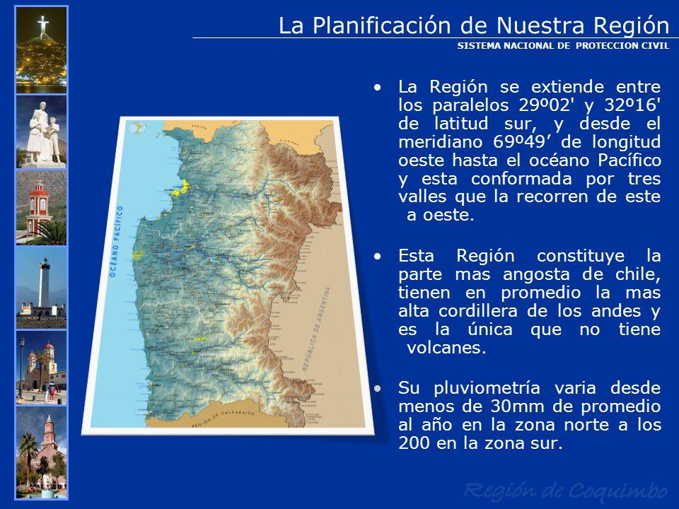 La Planificación de Nuestra Región