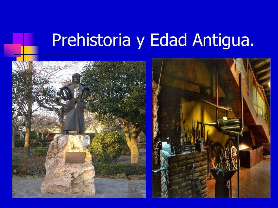 Prehistoria y Edad Antigua.