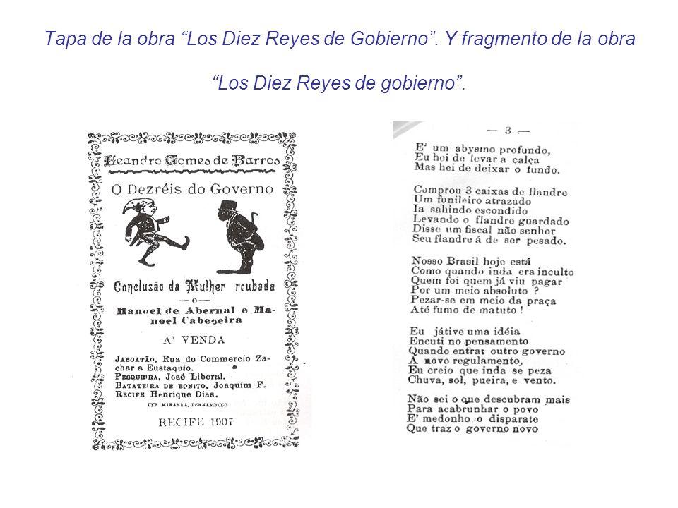 Tapa de la obra Los Diez Reyes de Gobierno
