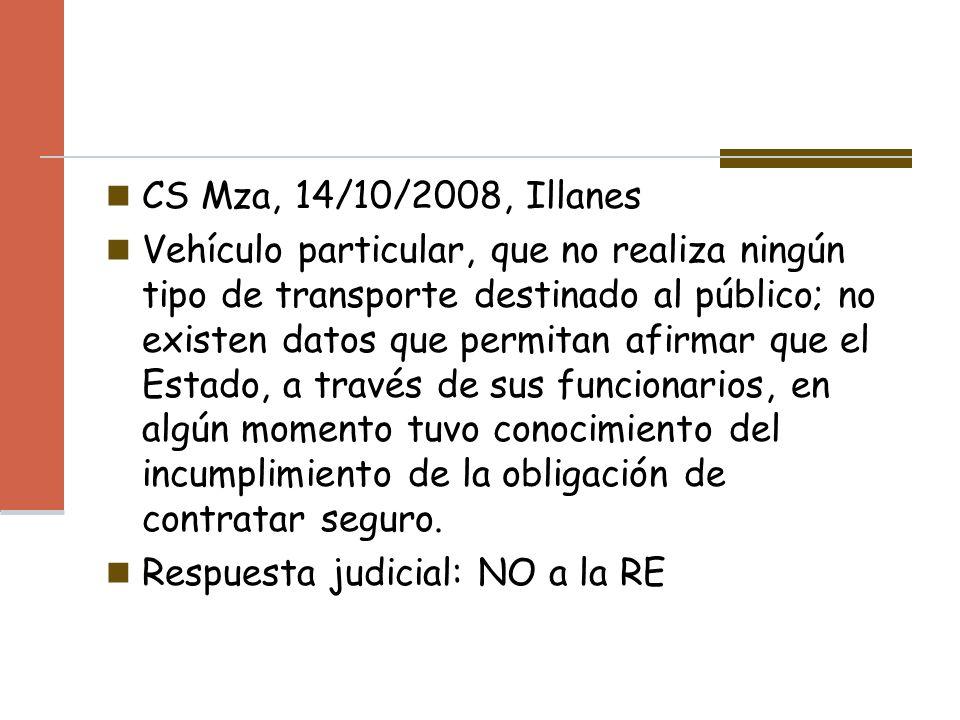 CS Mza, 14/10/2008, Illanes