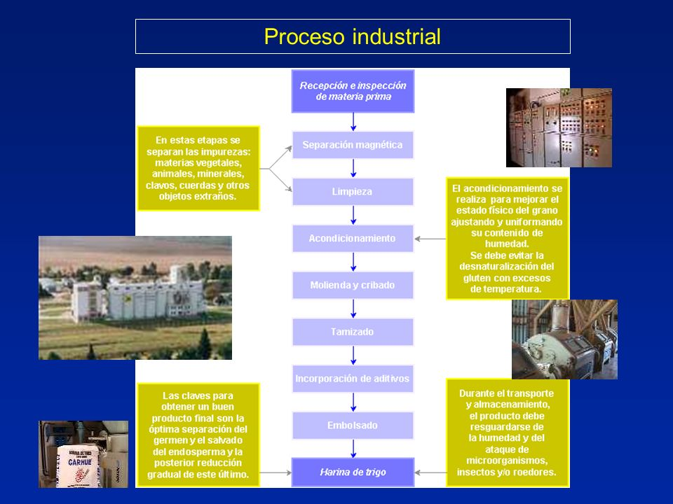 Proceso industrial