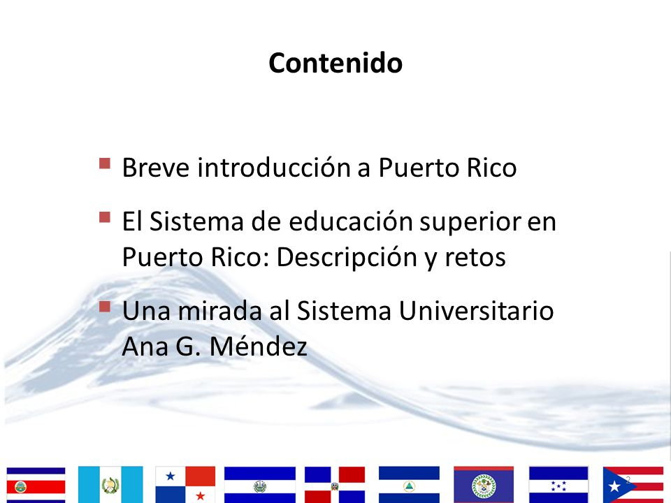 Contenido Breve introducción a Puerto Rico