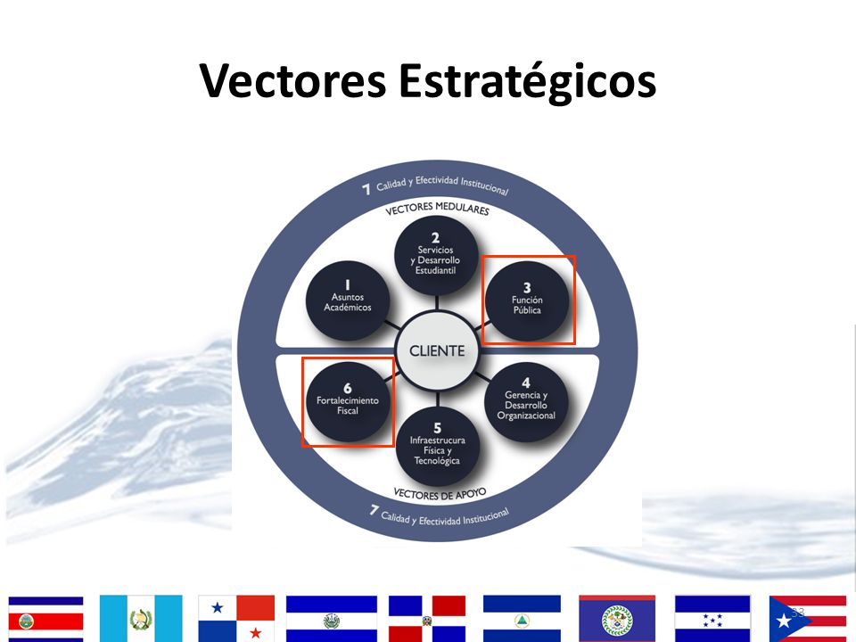 Vectores Estratégicos