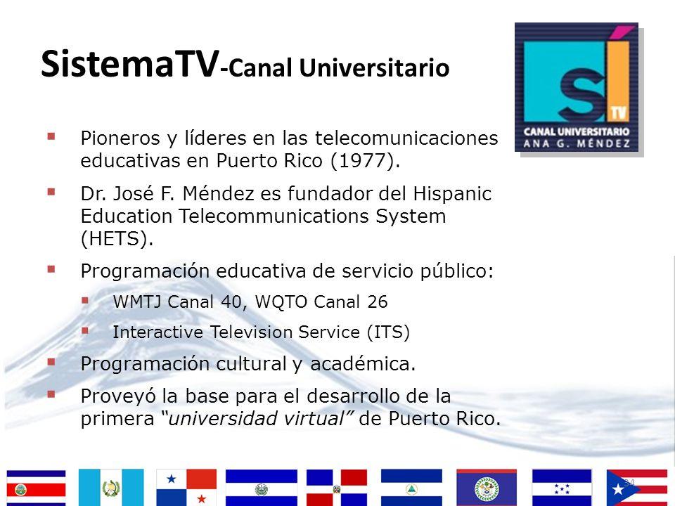 SistemaTV-Canal Universitario