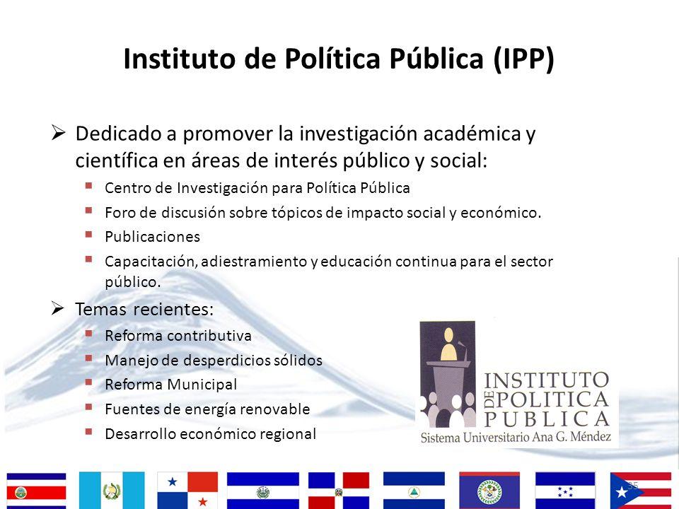 Instituto de Política Pública (IPP)