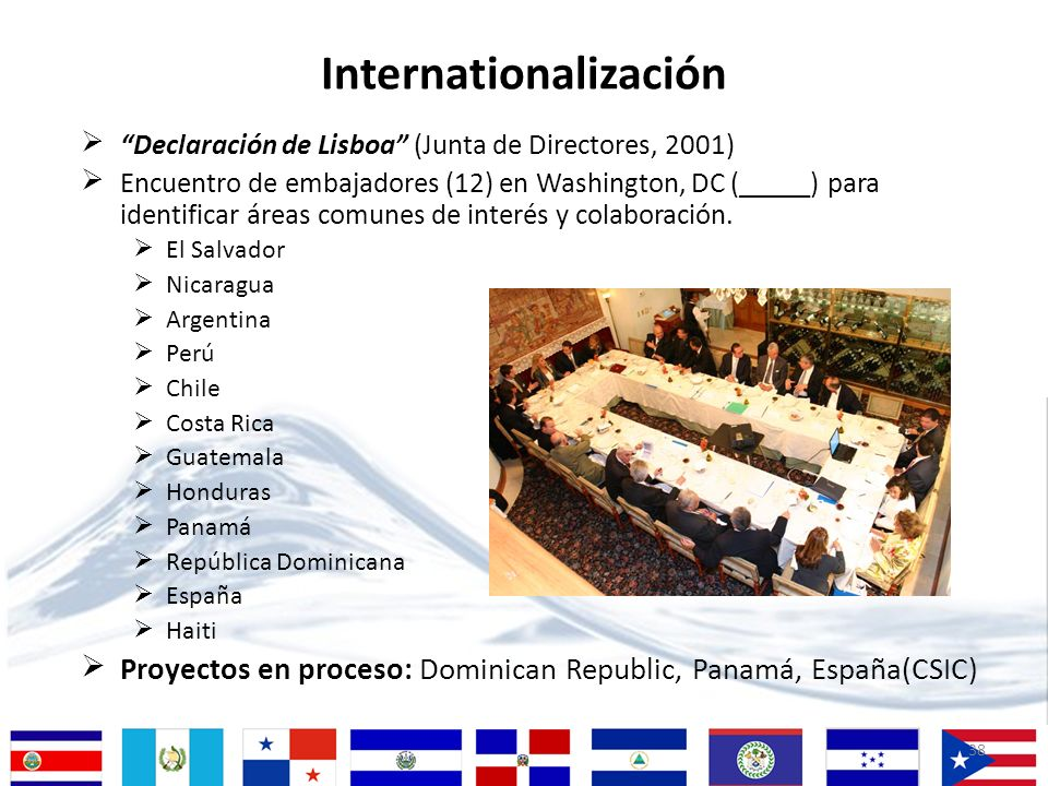 Internationalización